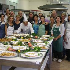 Successo dei corsi di cucina con lo chef nappi all istituto alberghiero giancardi di alassio - Corsi di cucina genova ...
