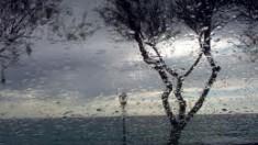 Aria pioggia e vento