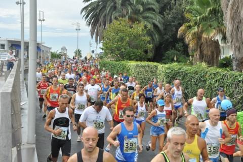 Loano Giro delle Mura 2013 percorso 00209