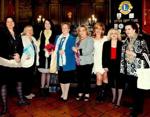 Premiazione Lions Club  Cortona
